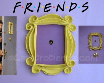 Funny Friends Tv Mug Show Door Frame Coffee Mugs Yellow : friends door - pezcame.com