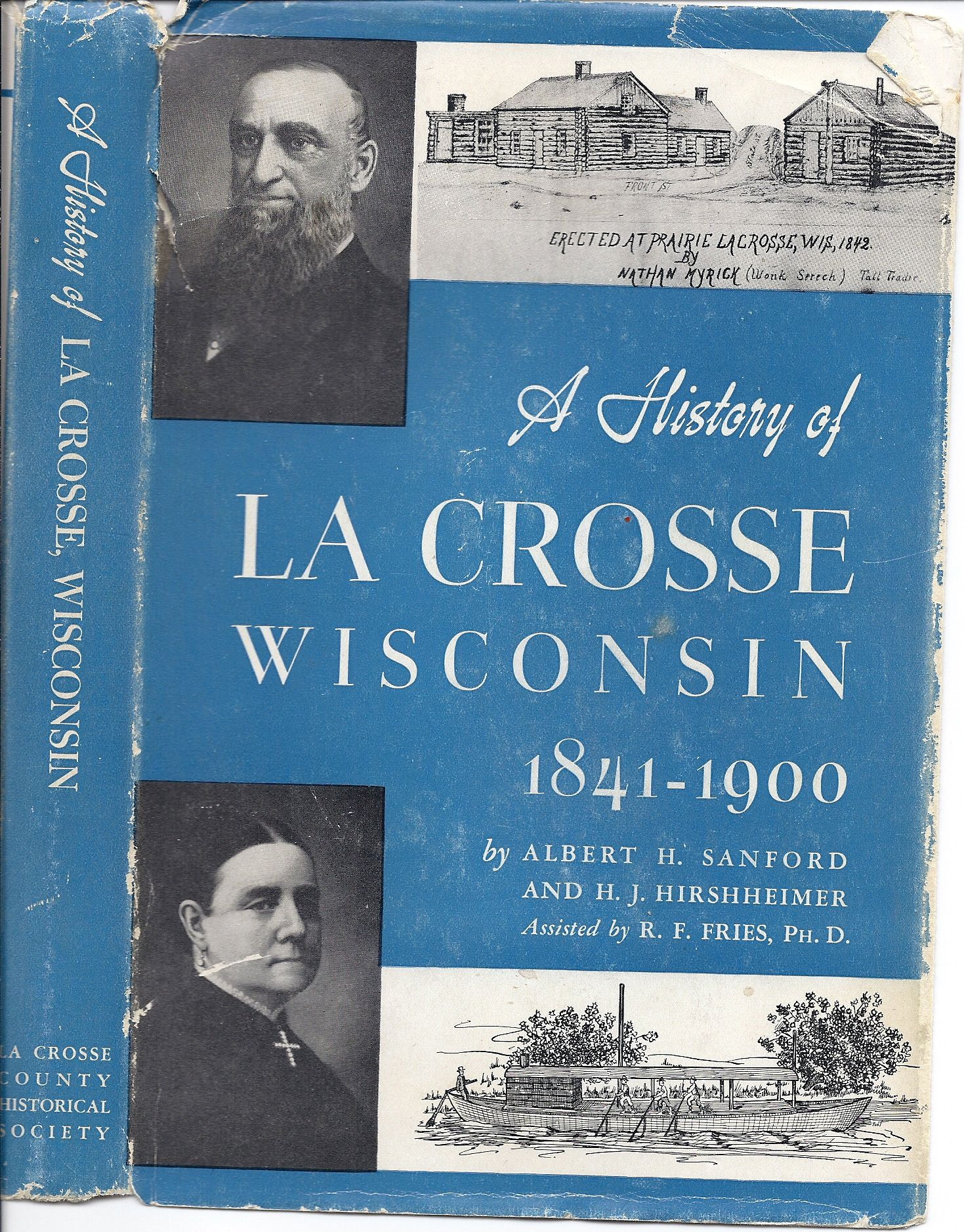 La crosse wi book la crosse wisconsin family books