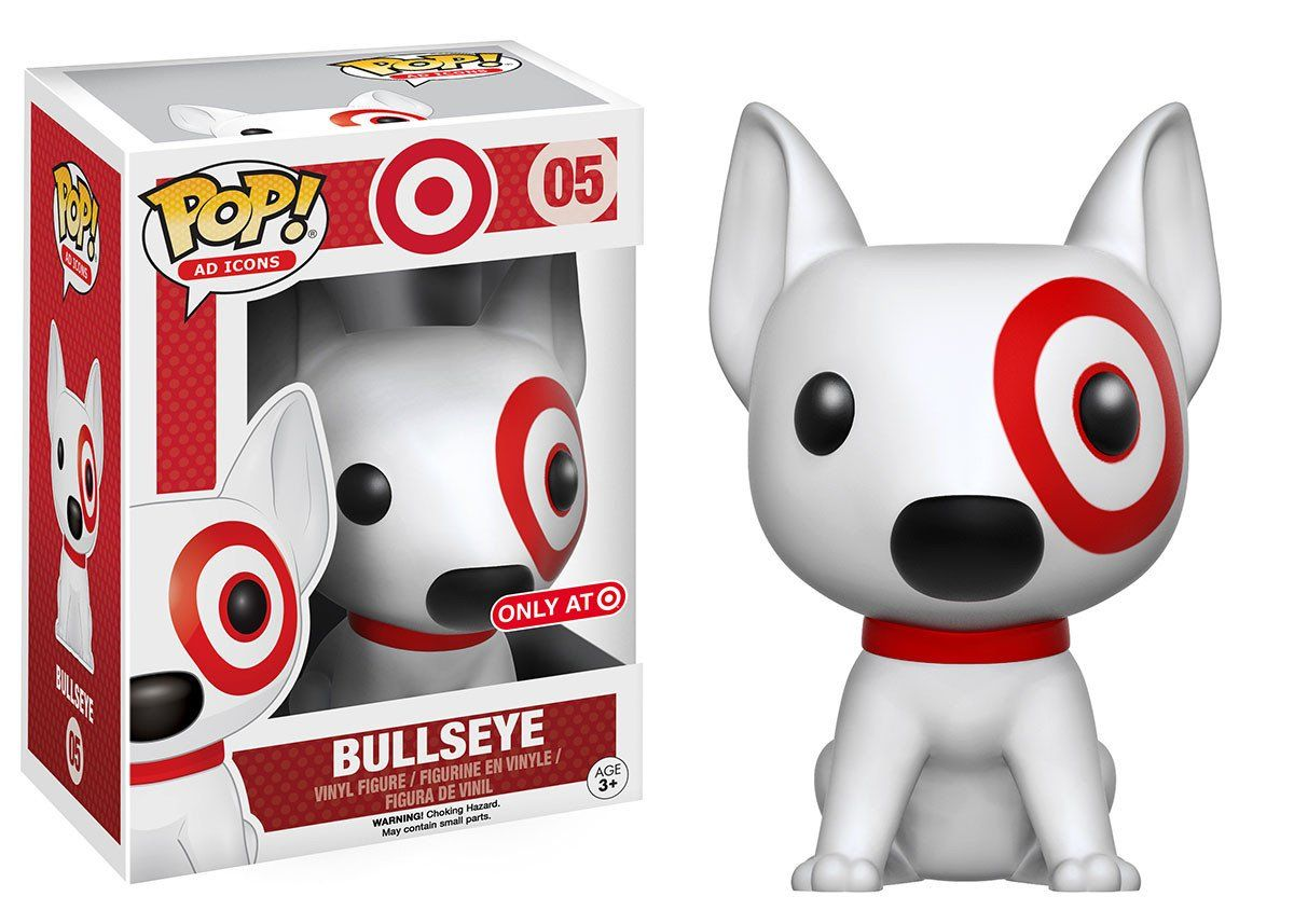 Pop Ad Icons 05 Target Bullseye Tgt Disney Pop