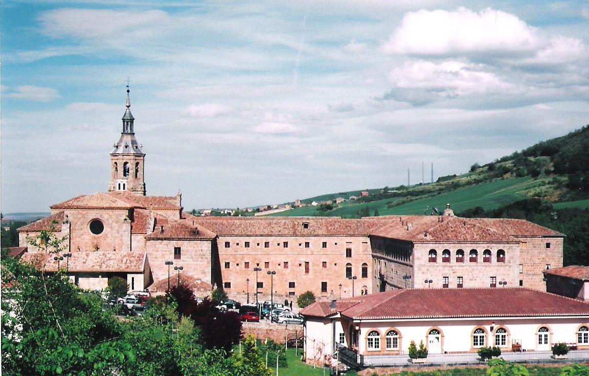 San Millan de la Cogolla #Monastery #Spain