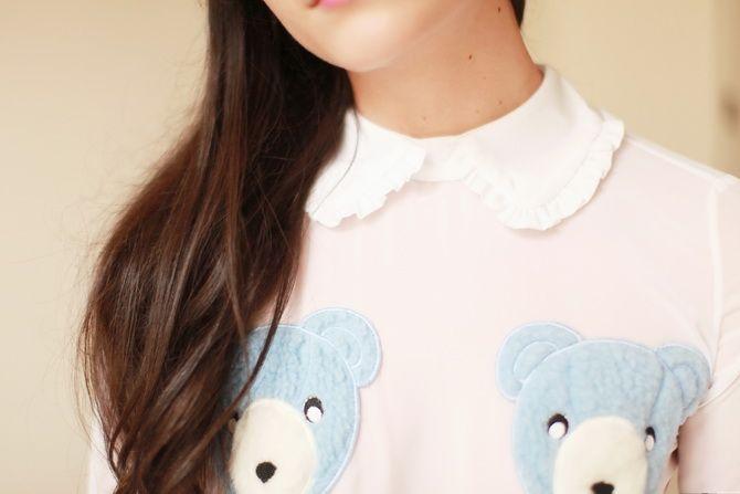 Bear dress - Vivetta