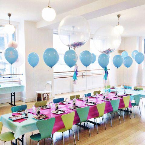 Mazzy Celebrates Her Birthday with a Frozen Disco Party (Obviously) & Mazzy Celebrates Her 5th Birthday with a Frozen Disco Party ...