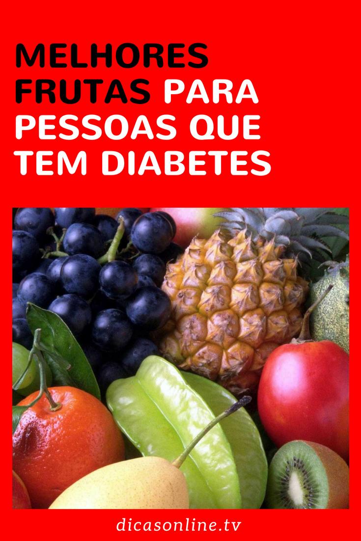 comidas saudaveis para diabetes