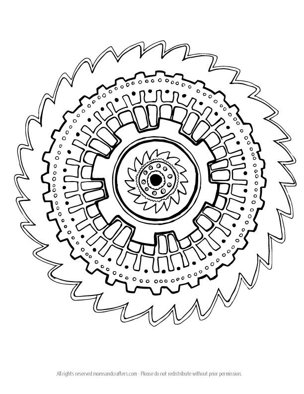 Free Printable Coloring Page For Adults Mandala Coloring Pages Mandala Coloring Mandala Coloring Books