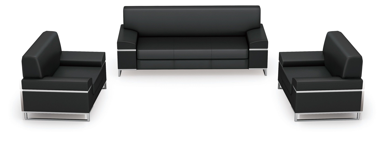 Hot Item Modern Leather Office Sofa Hot Sale Sofa Set Designs