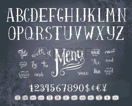 Afbeeldingsresultaat voor krijtbord alfabet