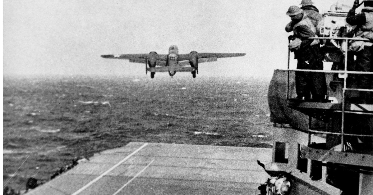 A Recollection of Doolittle Raid's Impact During World War II