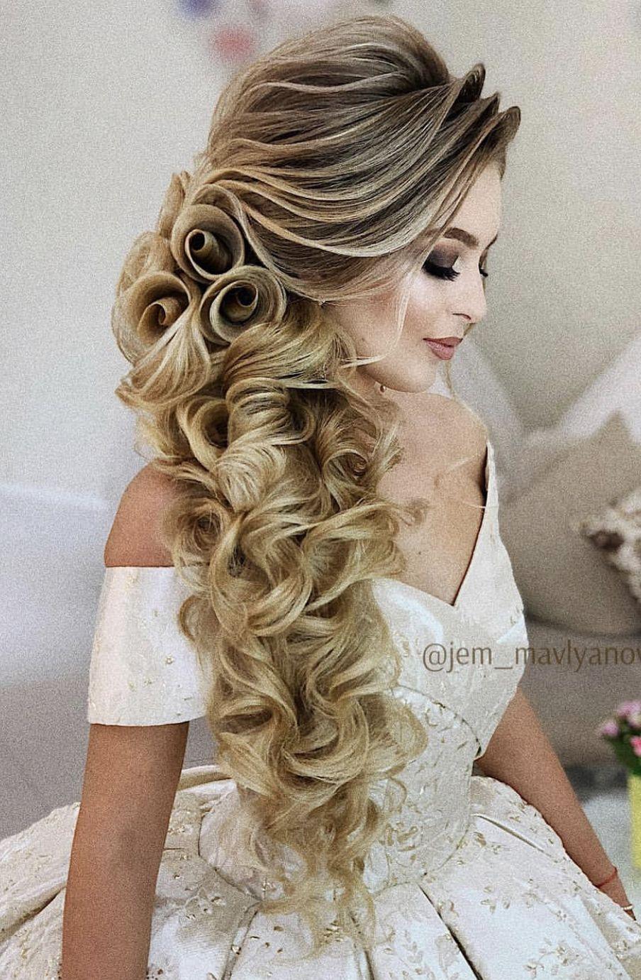 Beautiful ❤️❤️❤️ - Her Crochet  Bridal hair buns, Elegant