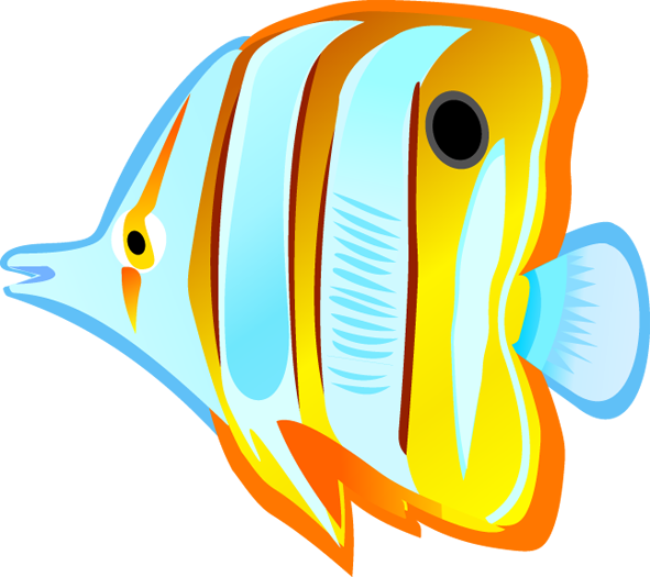ocean with fish clipart tropical fish clipart education school rh pinterest com colorful tropical fish clipart clipart tropical fish pictures