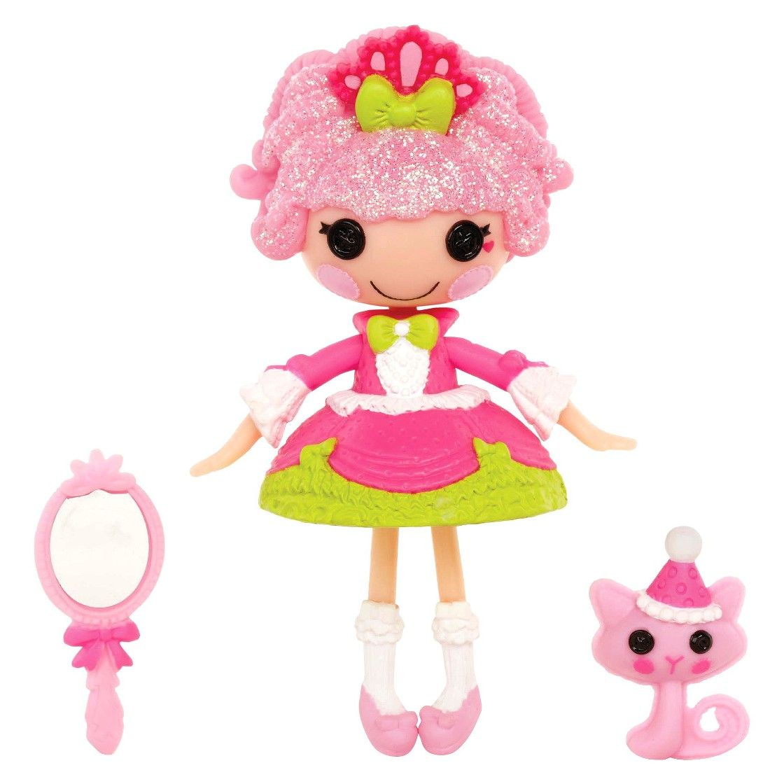 Mini Lalaloopsy Super Silly Party Doll Jewel Sparkles OWN