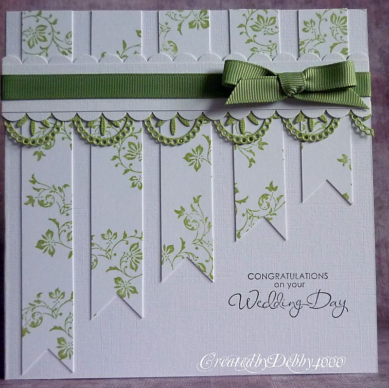 handmade wedding cards stampin up Google Search