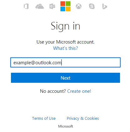 Hotmail Sign In Hotmail Sign In Signs Login