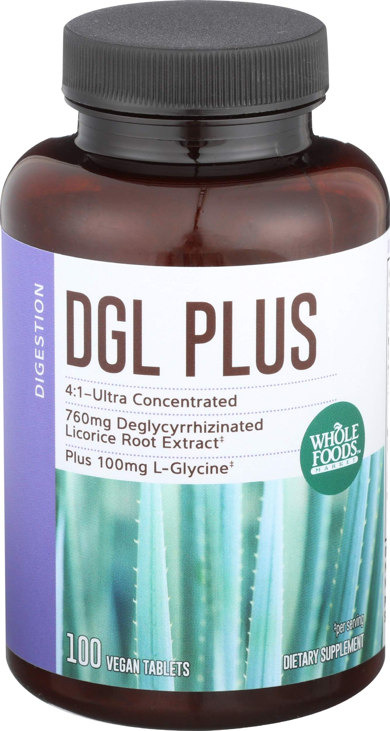 Whole Foods Market, DGL Plus, 100 ct *** Read more at the
