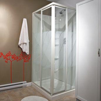 Choosing Between Modular Showers One Piece Showers And Shower Bases Shower Stall One Piece Shower Shower