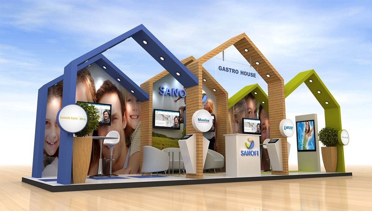 Sungard Exhibition Stand Goals : Pin by khotchasri boonsirichai on booth design