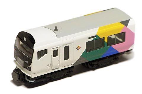 Bトレ E257系(AZUSA)