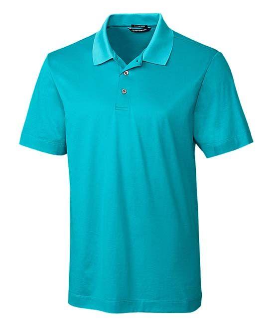 Turquoise Warrick Polo