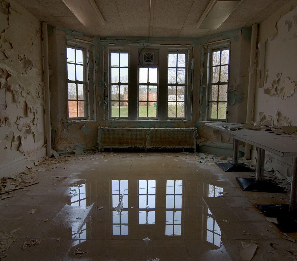 Photo Of The Abandoned Broadacres