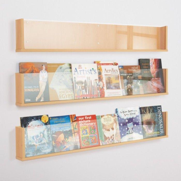 Wooden Shelf Style Wall Mounted Leaflet Holder Dekorasyon Fikirleri Fikirler Dekor