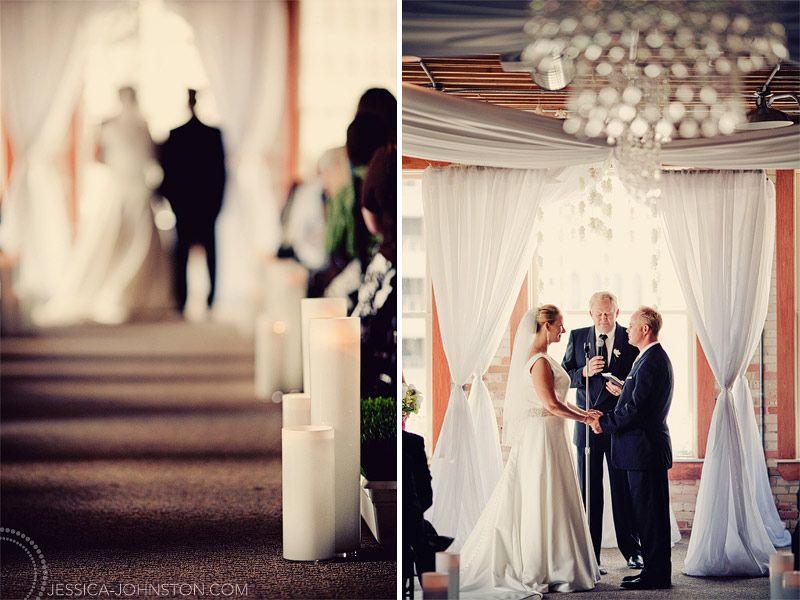 San Chez wedding site