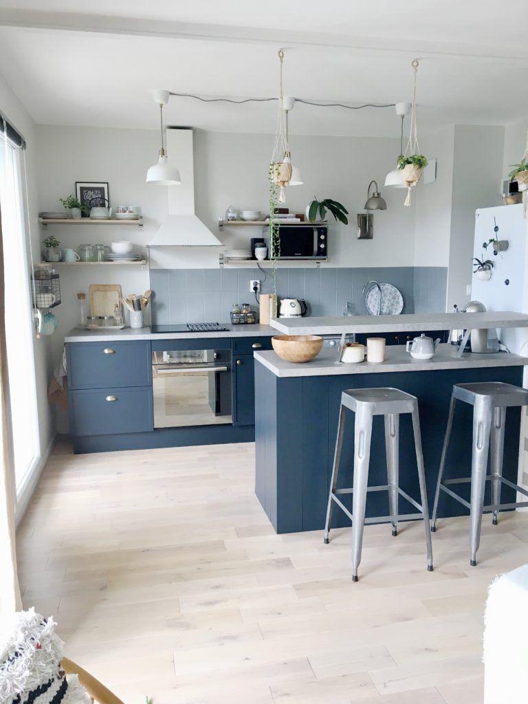 Avant Apres Ma Cuisine Au Style Anglais Moderne Home By Marie En 2020 Repeindre Cuisine Comment Repeindre Une Cuisine Cuisine Laquee
