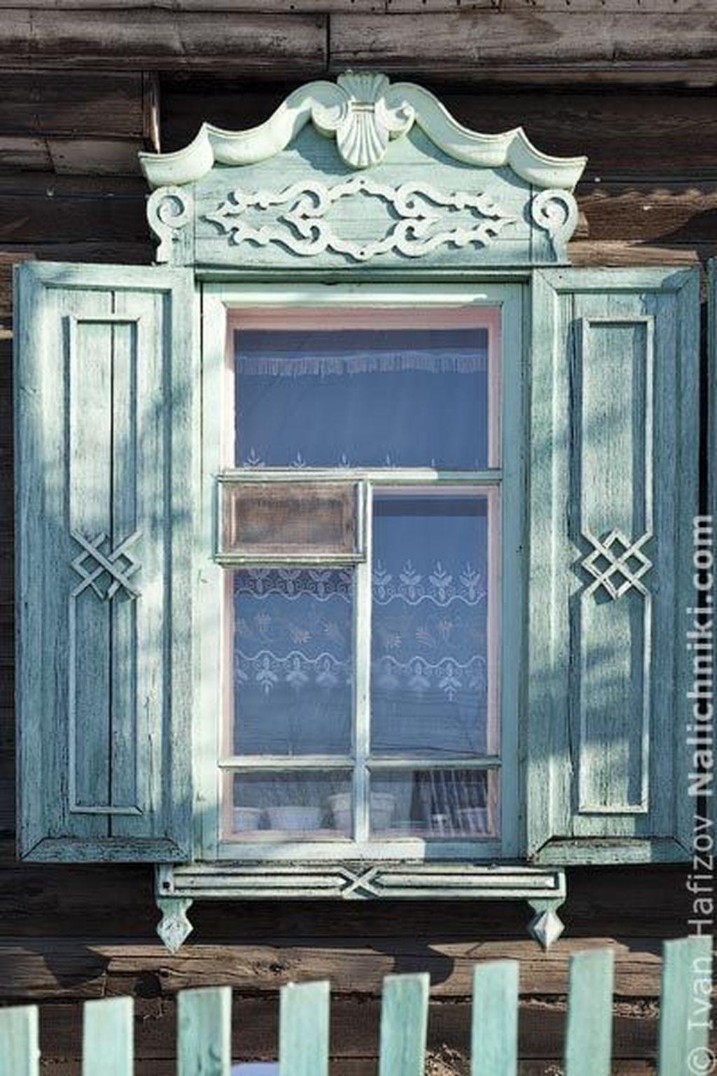 12 Elegant Carved Wood Window Ideas   Windows and doors, Wood ...