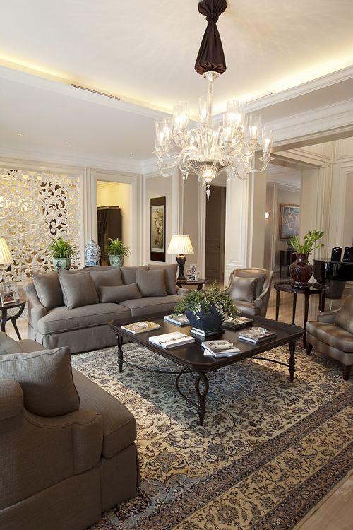 Residence Jakarta Interior Design By Sammy Hendramianto My