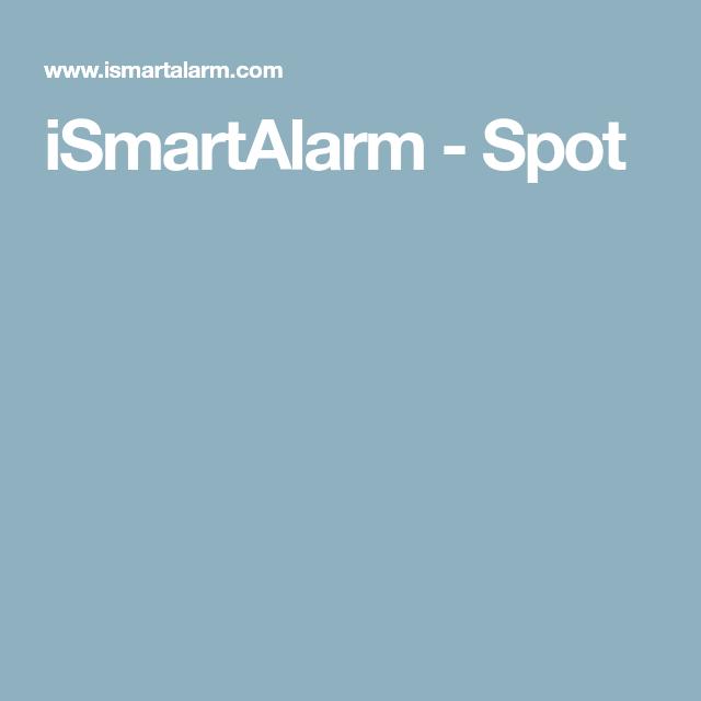 Ismartalarm Spot Spots Weather Screenshot Weather