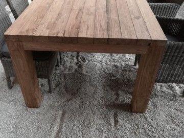 Gescova Deauville Primitive Table de repas jardin… | #Gescova ...