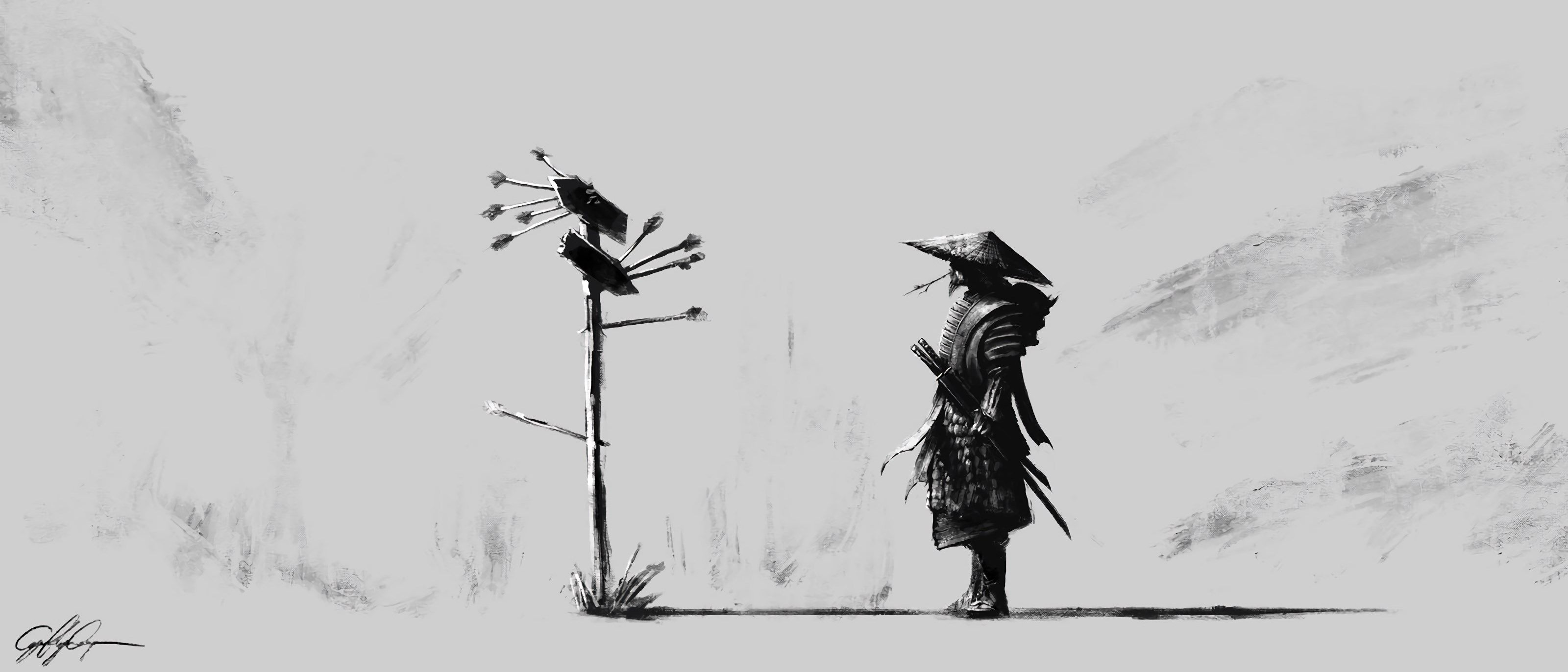 20170318 samurai wallpaper 1637507 wallpaperscreator