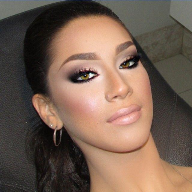 #vegas_nay #alcantaramakeup #anastasiabeverlyhills #makeupartist #makeup #eyeshadow #eyeshadow #eyes