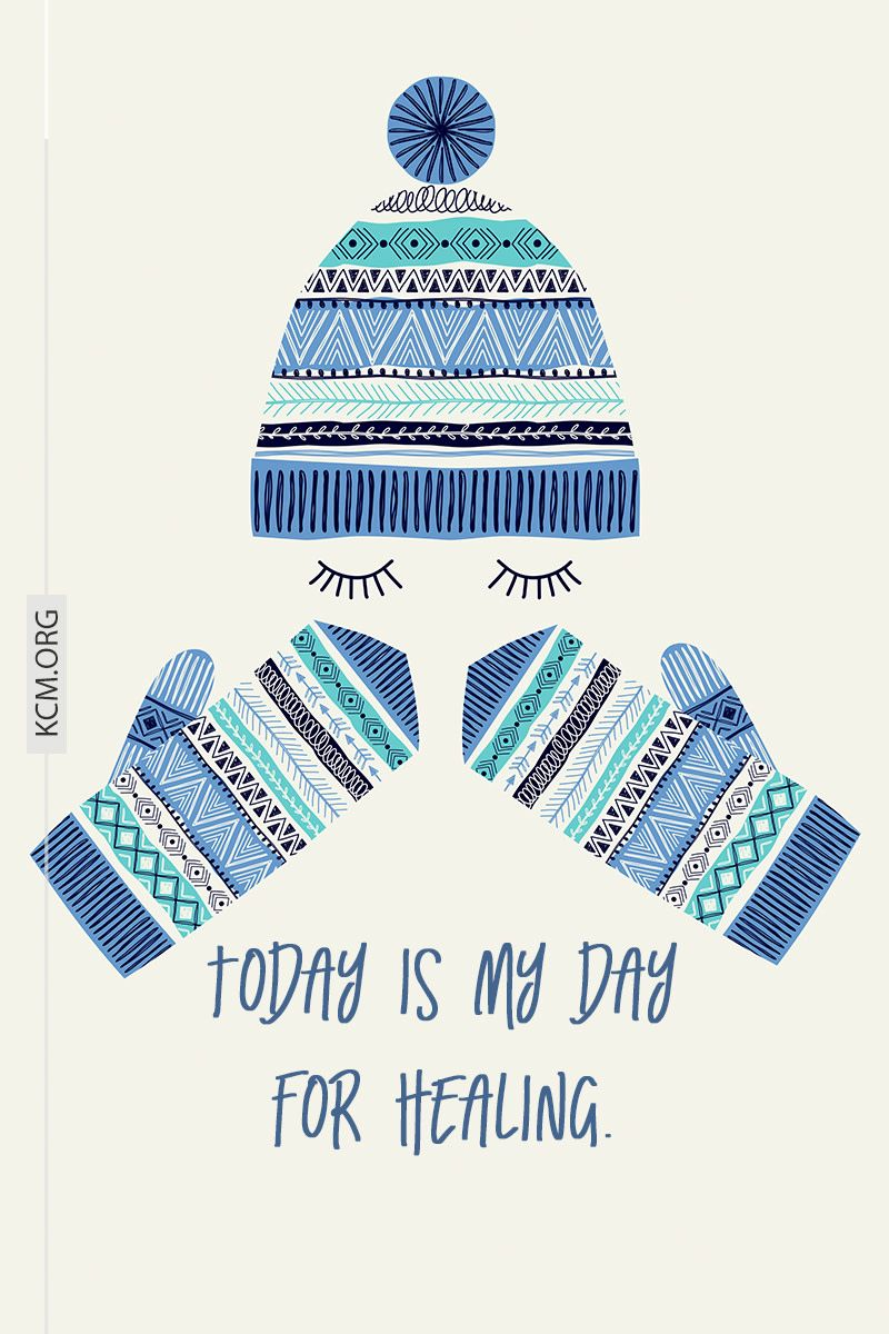 Believe it and confess it! TODAY is your day for healing