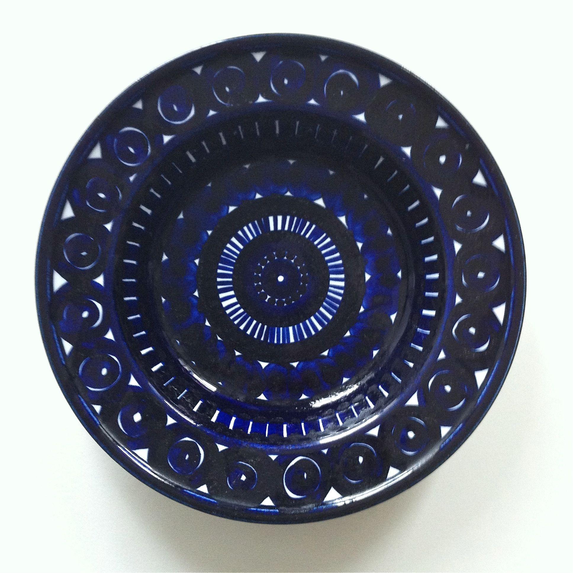 Vintage arabia finland valencia ulla procope 9 soup bowls - Vintage valencia ...