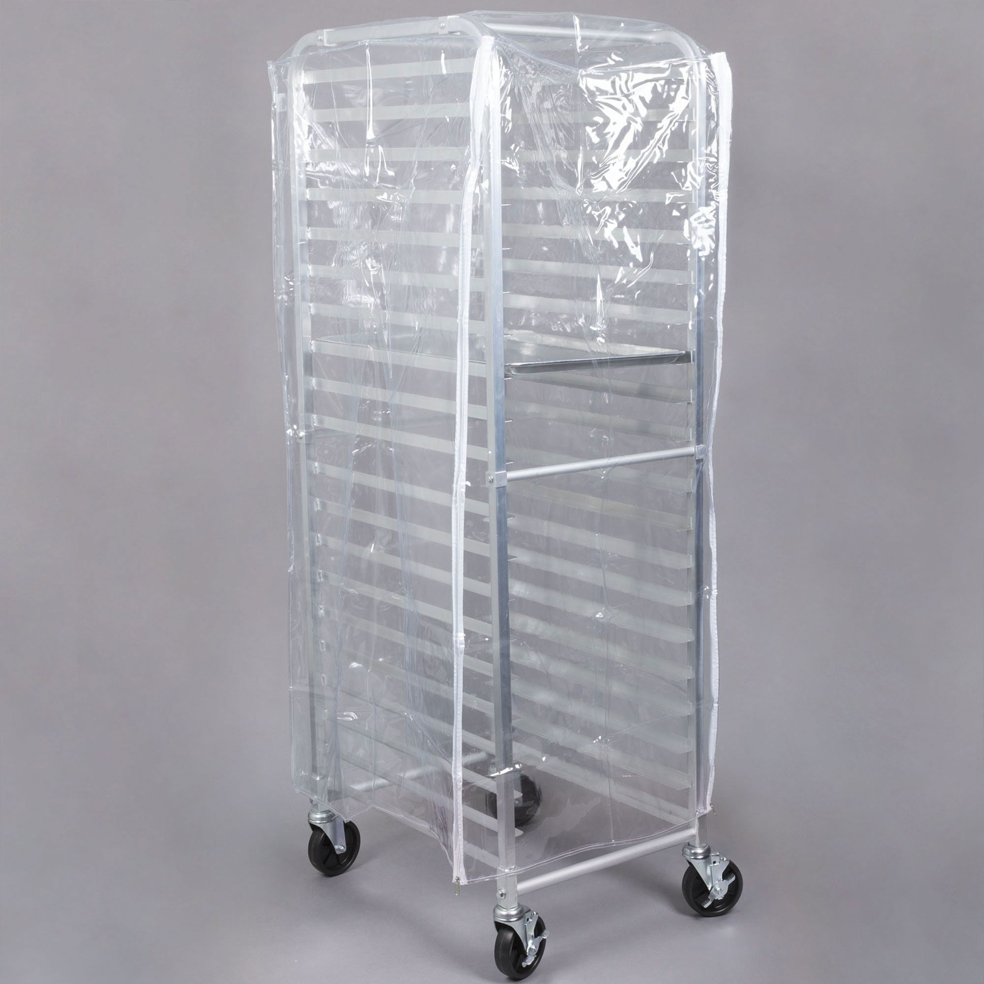 Pan Rack Cover 20 Tier Clear With Images Pan Rack Bakery