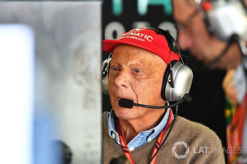Obituary Niki Lauda 1949 2019 Mercedes Amg Mercedes Michael
