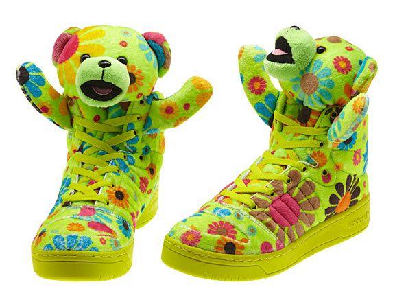 new jeremy scott shoes>>jeremy scott adidas teddy bear sneakers