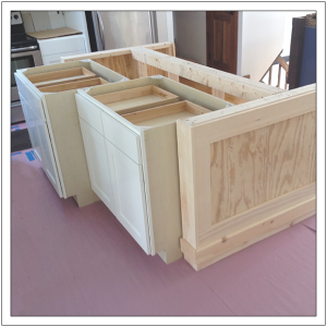 Beautiful Build A DIY Kitchen Island U2039 Build Basic