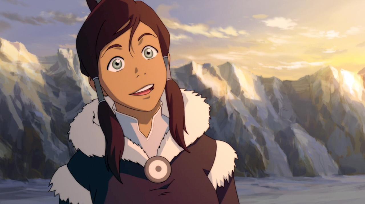Korra - so beautiful | Korra, Avatar, Dibujos