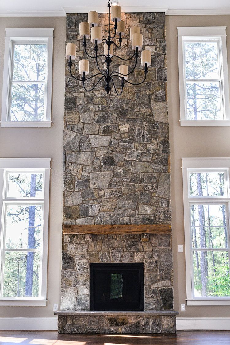 Making a house a home story stones stone fireplaces and mantels