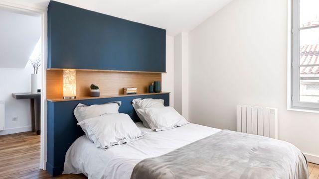 refaire sa chambre id es avant apr s de pro. Black Bedroom Furniture Sets. Home Design Ideas