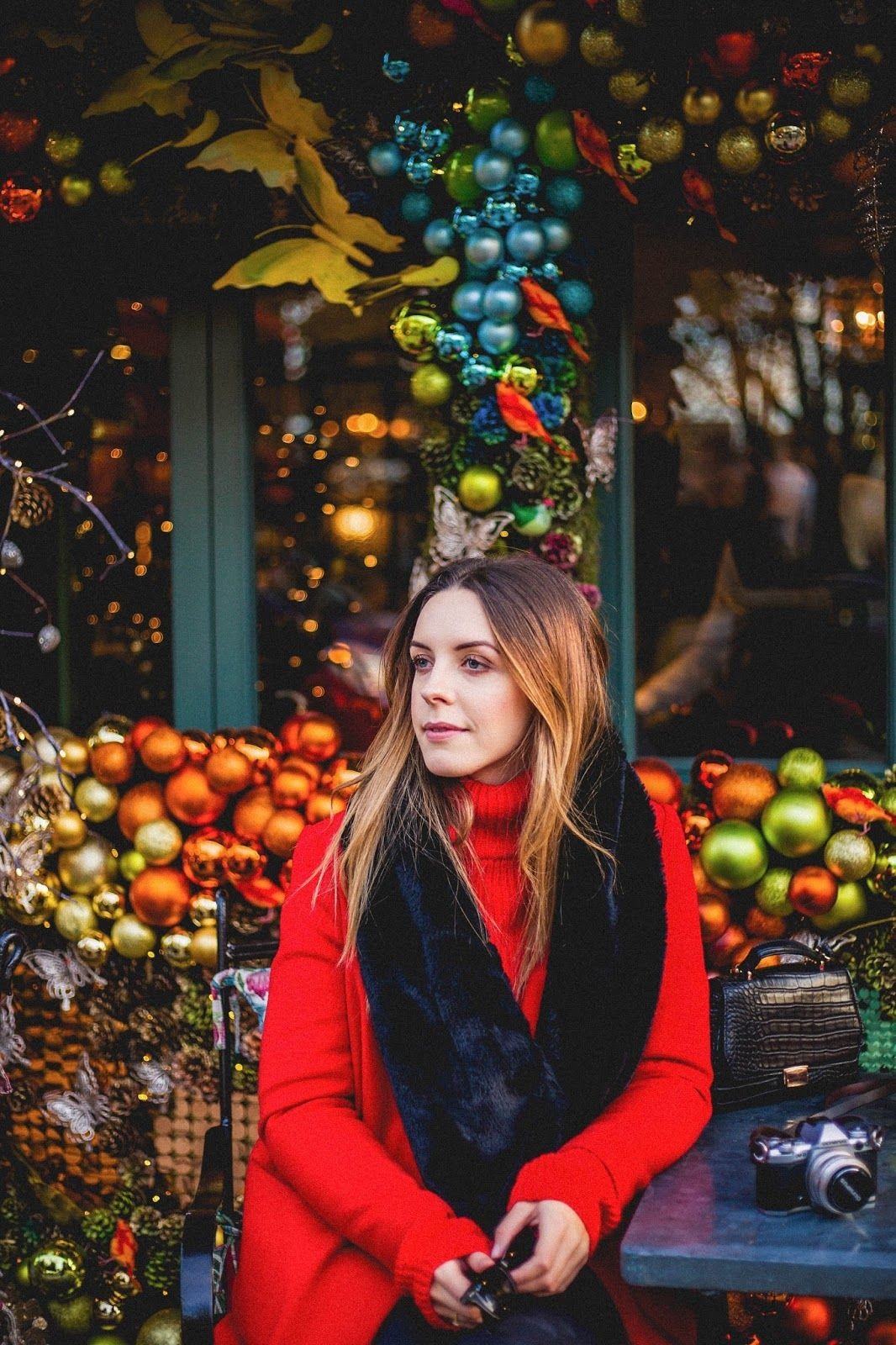 GET INTO FESTIVE MOOD THE IVY CHELSEA GARDEN Chelsea