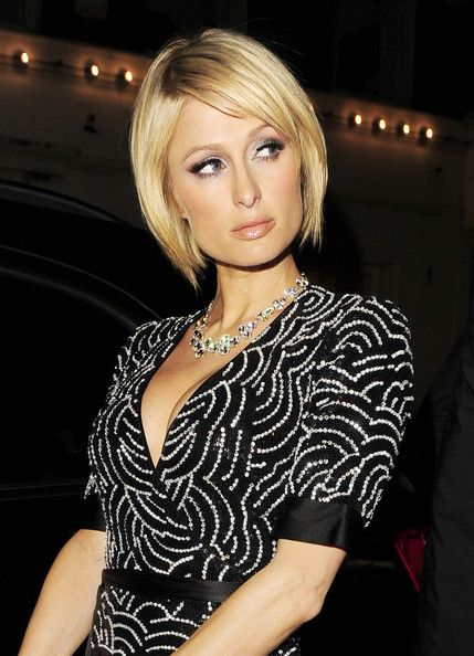 Paris Hilton Short Hair So Beauty! Pinterest British Screens