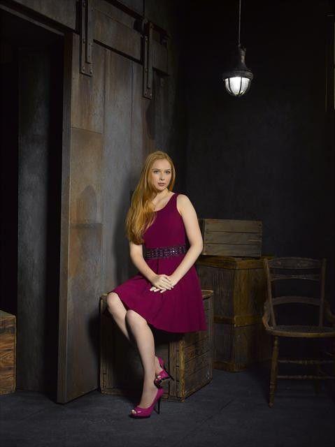 Molly Quinn Stars as Alexis Castle in Castle Season 5