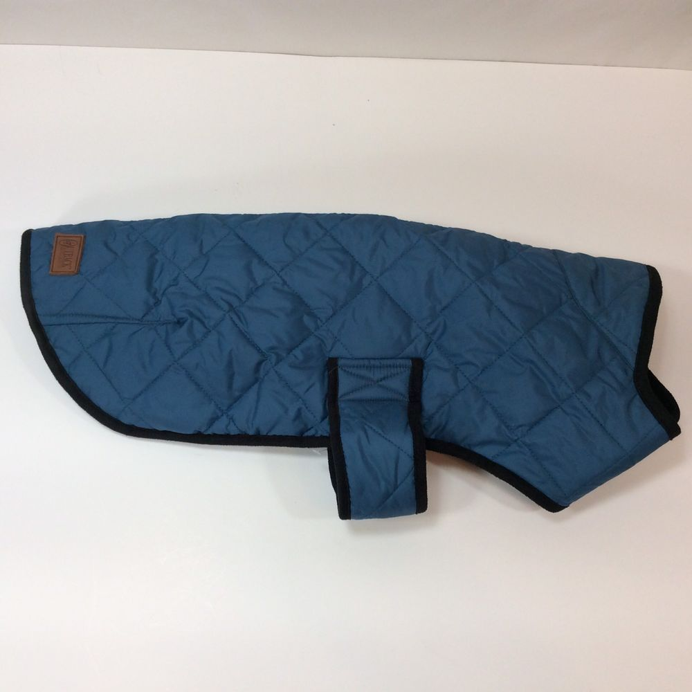 M lb dog outback trading co quilted canine coat fleece lined