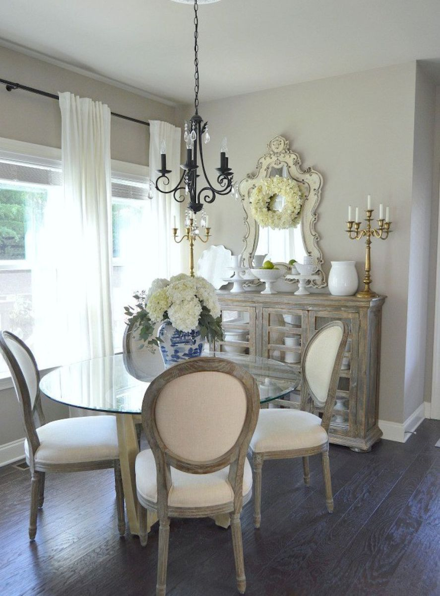 Lasting French Country Dining Room Furniture & Decor Ideas 13 Cool French Country Dining Room Decorating Ideas Design Decoration