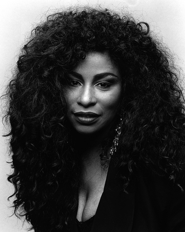 Chaka Khan. she is the most flawless woman to walk the