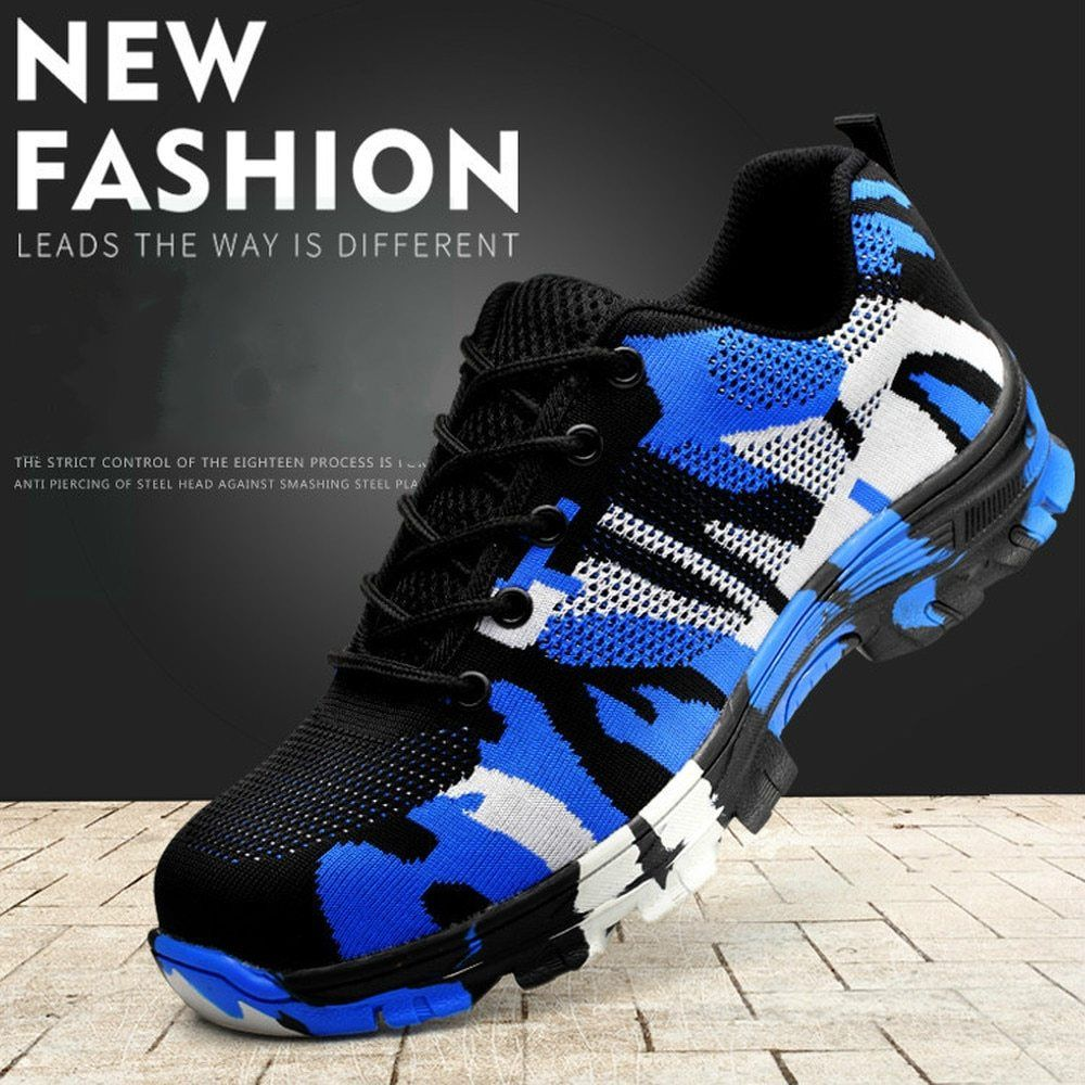 Smash and piercing safety protective shoes men shoes in 2018  be8ef1581b3fe