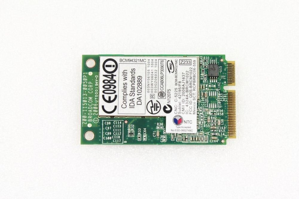 Dell XPS One Broadcom WLAN Drivers (2019)