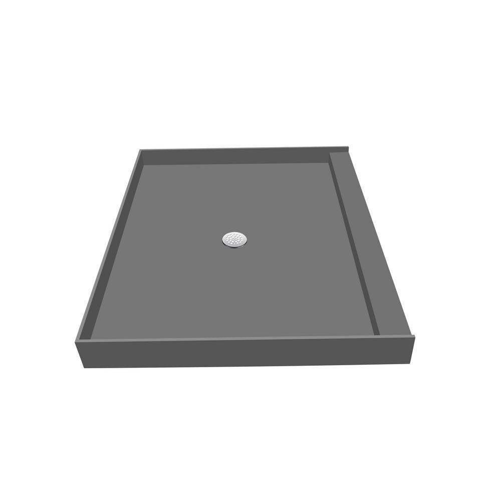 Tile Redi Redi Base 48 In X 72 In Single Threshold Shower Base