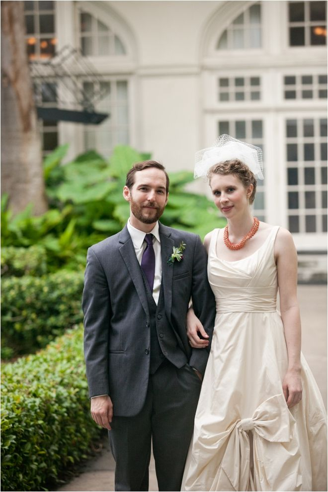 Vintage Elegant Hotel Galvez Wedding By Joshua Tyi